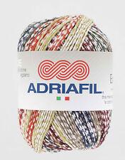 ERAORA ADRIAFIL ägyptische mercerisierte 100% Baumwolle VEGAN Cotton BATIK 085