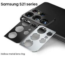Camshield For Samsung S21 Ultra S20+ Hollow Camera Lens Metal Protector Sticker
