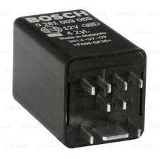 Glow Plug Relay FOR SEAT EXEO 2.0 08->18 Diesel 3R2 3R5 Saloon St Bosch