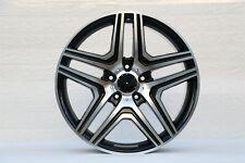 New Listing20 Mercedes Benz Ml63 Black Amg Rims Wheels Fits Ml Class Ml350 Gl450 Blutec