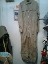 Ww2 1940's Summer Flight Suit khaki 40 Long Lion Uniform Inc coveralls great con