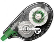 TOMBOW Korrekturroller MONO CT-YT4 Korrekturmaus 10 o. 20 Stück, 4,2 mm x 10 m