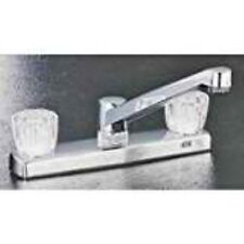 Toolbasix Kitchen Faucet 2-Hndl Chrome PF8201A