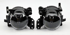 Front Fog Lights with Bulbs Replacement FITS BMW E60 E90 E63 E46