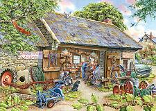 La House of Puzzles-Puzzle 1000 PEZZI-rendi & Riparare fabbro
