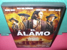 EL ALAMO - DENNIS QUAID - dvd