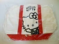 Sanrio Hello Kitty bag tote 2stage with cool pocket Japan Prize item New Rare