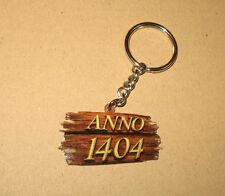 ANNO 1404  Promo Metal Keychain / Keyring Ubisoft Gamescom