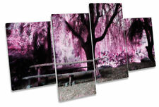 Canvas Pink Landscape Art Prints
