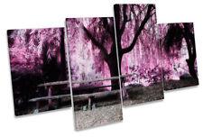 Pink Landscape Original Art Prints