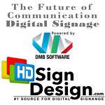 HD Sign Design