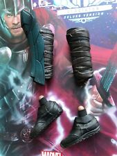 Hot Toys Mms445 THOR RAGNAROK GLADIATOR THOR (DELUXE VERSION) 1/6 Armor Boots