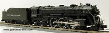 MTH 20-1003-1 709W Streamlined Super-Train 4-6-4 J-1e Hudson Steam Engine Set