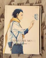 PERSONA 3 THE MOVIE #3 Falling Down Limited Edition Blu-ray  JAPAN Near Mint