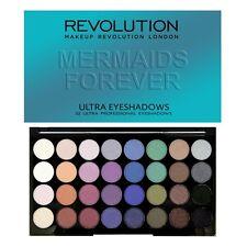 Makeup Revolution Ultra 32 Eyeshadow Palette Mermaids Forever