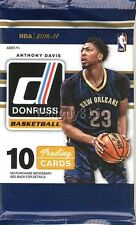 2016-17 Panini Donruss NBA Basketball Auto/Autograph Hot Pack Serial Number?#RD?