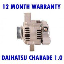 DAIHATSU CHARADE 1.0 HATCHBACK 2003 2004 2005 2006 - 2015 ALTERNATOR