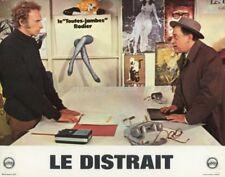 PIERRE RICHARD PAUL PRÉBOIST LE DISTRAIT 1970 VINTAGE LOBBY CARD #9