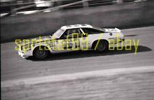 1973 Clarence Lovell #61 - Nascar Daytona 500 Qualifier Race #2 - Vtg Negative
