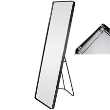 Specchio con Supporto guardaroba di ingrandimento figura intera