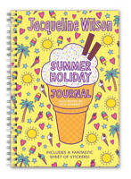 My Summer Holiday Journal, Wilson, Jacqueline, New