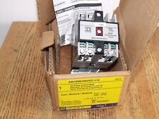Square D 8501XMO40V02Y414 Master Control Relay 120V Coil NEW! in Factory Box