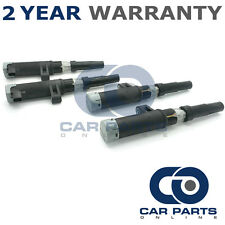 4X FOR RENAULT TWINGO 133 1.6 GORDINI PETROL 2010-12 IGNITION COIL PACKS PENCIL