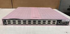 NOB Fujitsu XG2000R 20 Port 10G XFP ENET Switch PD-XG2040FC 100-562-772
