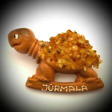 Fridge Magnet Ceramic Amber Jurmala Tourist Travel Souvenir & Gift M641