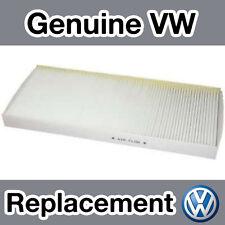 Genuine Volkswagen Golf MkVI (1K) (09-) Pollen / Cabin Filter (Carbon)