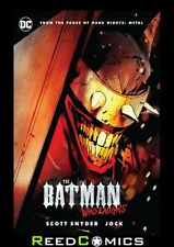 THE BATMAN WHO LAUGHS HARDCOVER New Hardback Collects 7 Part Series + more