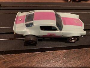 AFX HO SLOT CAR CHEVY CAMARO #3