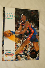 NBA CARD - Sky Box - Premium Series - Dennis Rodman - San Antonio Spurs.