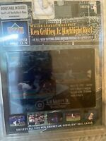 Ken Griffey Jr. Highlight Reel - Upper Deck Diamond Vision 1997 #1 Record Setter