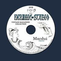 Keramic Studio – Vintage Magazines Collection 19 Volumes PDF on 1 DVD,Ceramic,Po