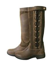 Dublin Pinnacle Country Long Leather Riding Boots WATERPROOF Boot Worldwide Ship