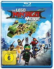 The LEGO Ninjago Movie Blu-ray NEU OVP Kinofilm