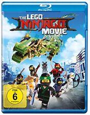 The LEGO Ninjago Movie Blu-ray NEU OVP Kinofilm