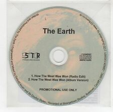 (GG832) The Earth, How The West Was Won - 2013 DJ CD