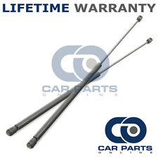 2X FOR SAAB 9-3 YS3D HATCHBACK W/SPOILER (1998-02) REAR TAILGATE BOOT GAS STRUTS