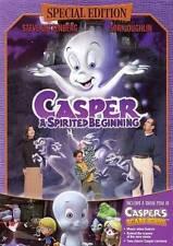 CASPER: A SPIRITED BEGINNING NEW DVD