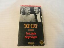 Top Hat (VHS) RKO Collection,, Fred Astaire, Ginger Rogers