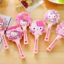 1pcs Cute Hello Kitty Massage Comb Plastic Hair Beauty