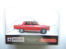 Wiking / Blackstar BS00044 Fiat 1800 Taxi rossa / rot PKW  HO  1:87 NEU OVP
