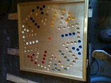 AGGRAVATION, WAHOO GAME BOARD  14 1/4 x 14 1/4 inch 6 player board