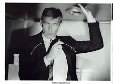 James Coburn Actor Our man Flint Vintage Publicity Photograph 10 x 8