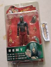 Capcom's STREET FIGHTER III/3 REMY action figure, SOTA TOYS version, New