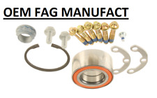 OEM MANUFACT FAG Wheel Bearing Kit Rear 2029800016