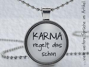 Spruchkette by Perletta 6 Texte Lebensweisheiten Zitate Motivation Spass - K