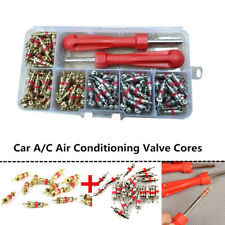 242xR134a Copper Car A/C Air Conditioning Valve Cores Auto Air Con Remover Tool
